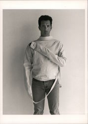Tom Hanks in a Straitjacket - 1988