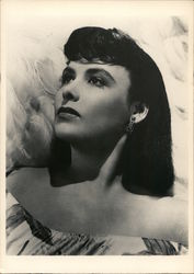 Lena Horn, Actress and Singer