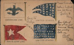 American Line, United States, White Star Line, United States