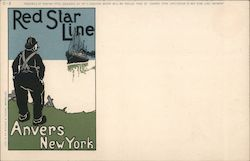 Red Star Line: Anvers - New York