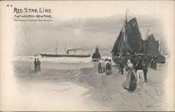 Red-Star Line Antwerpen New York