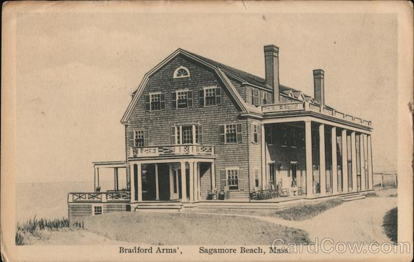 Bradford Arms' Sagamore Beach Massachusetts
