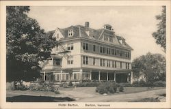 View of Hotel Barton