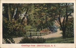 Greetings From Amityville