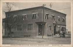 Headquarters Building, Marine's Training Camp