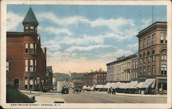 East Bridge Street Postcard