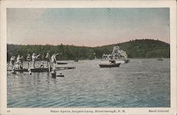 Water Sports - Sargent Camp