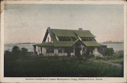 Summer Residence of James Montgomery Flagg