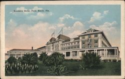 Breakers Hotel Postcard