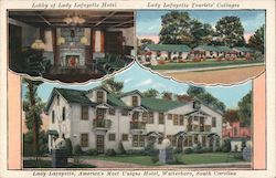 Lady Lafayette, America's Most Unique Hotel