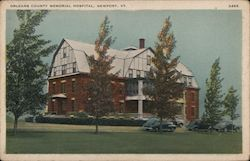 Orleans County Memorial Hospital