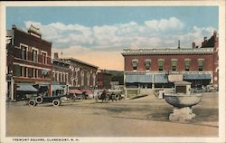 Tremont Square Postcard