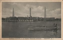 Torpedo Station, U.S. Naval Training Station