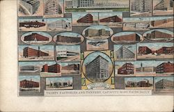 Friedman-Shelby Shoe Co. Thirty Factories and Tannery, Capacity 80,000 Pairs Daily