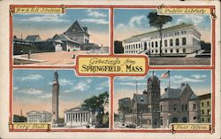 Greetings from Springfield, Mass.