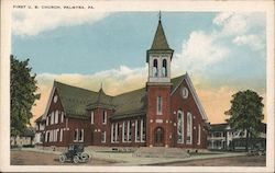 First U. B. Church