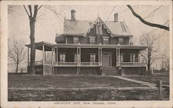 Ardsley Inn Postcard