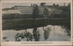 Contoocook River from Pine Street