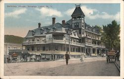 Berkeley House Postcard