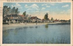 East Shore showing Club House - Harbor View Beach