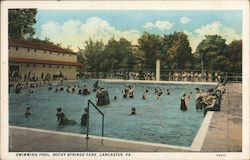 Swimming Pool - Rocky Springs Park