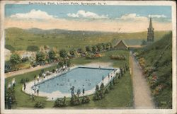Swimming Pool, Lincoln Parkyracuse
