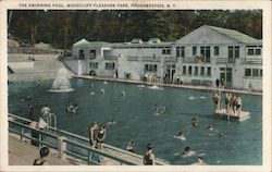 The Swimming Pool, Woodcliff Pleasure Park