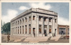 Longview National Bank Postcard
