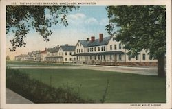 The Vancouver Barracks