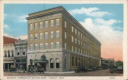 Buckeye Commercial Savings Bank Postcard