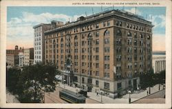 Hotel Gibbons, Third and Ludlow Streets