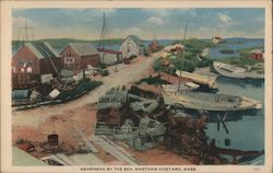 Menemsha By the Sea