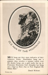Old Man of the Mountains