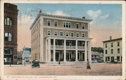 St Johnsbury House Postcard
