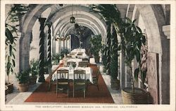 The Ambulatory, Glenwood Mission Inn