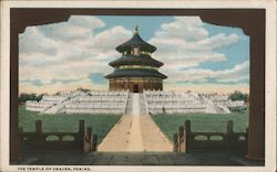 The Temple of Heaven Postcard