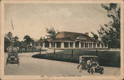Sippican Tennis Club Postcard