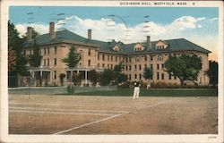 Dickinson Hall Postcard