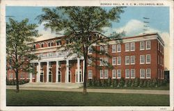 Reneau Hall, M.S.C.W.