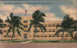 Administration Building, Naval Operating Base