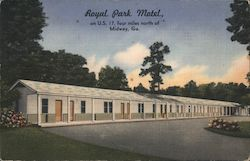 Royal Park Motel