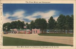 The Pines Motel and Restaurant