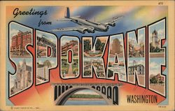 Greetings from Spokane, Washington