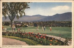 Mountain View House Golf Course, White Mountains