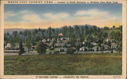 White City Tourist Camp, Watkins Glen State Park