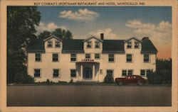 Roy Conrad's Sportsman Restaurant and Hotel