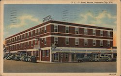 Hotel Marie Postcard