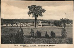 The Dutch Mill Burlington, Vermont 35 Overnight Camps and Camping Grounds