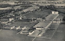 Airplane View of Walker-Gordon Plant