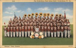 The Parkersburg High School Band